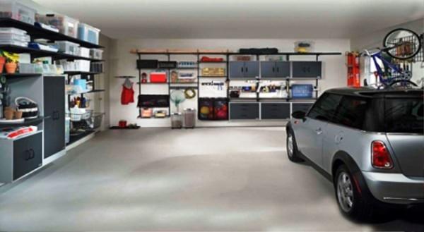 aménager son garage pour s'entrainer à la danse