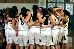 sport collectif adolescente