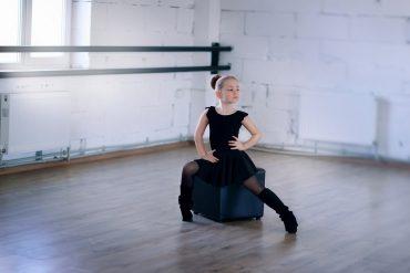 initier enfant danse